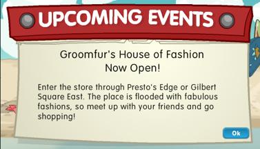 Groomfur's in Dizzywood