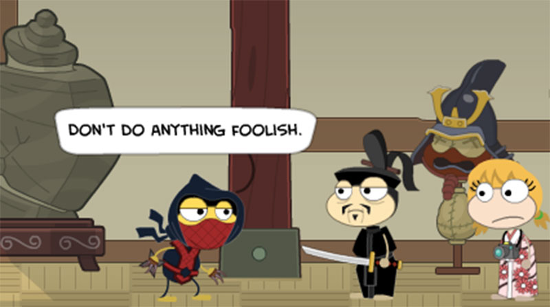 How to Beat Red Dragon Island in Poptropica